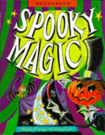 9781862083684: Spooky Magic (Activity Fun Packs)
