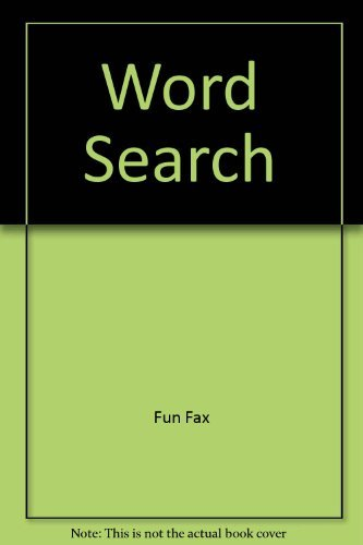 9781862084858: Word Search