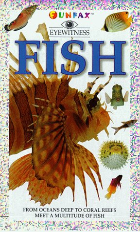 9781862085046: Fish (Funfax Eyewitness Books)