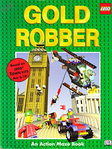 9781862086951: Gold Robber (Lego Puzzle Maze S.)