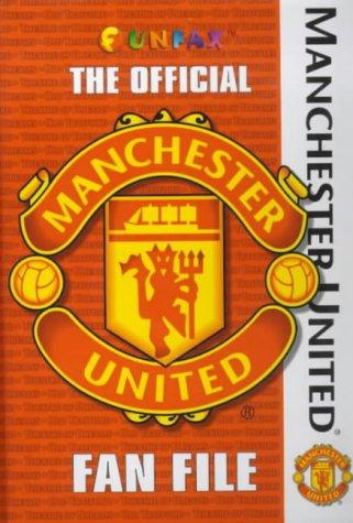 9781862087224: Manchester United Organiser (Funfax)
