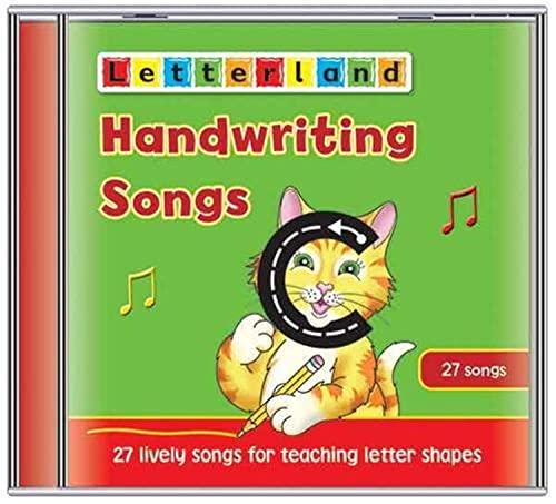 9781862091962: Handwriting Songs (Letterland)