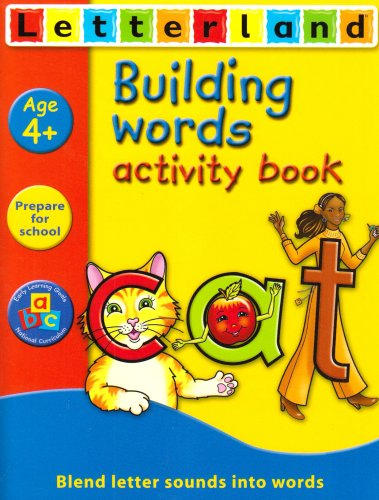 9781862092198: Building Words Activity Book (Letterland Activity Books)