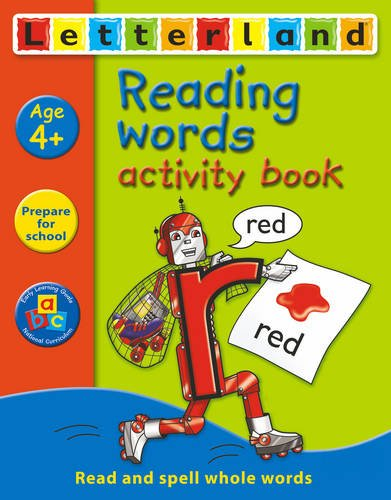 9781862092204: Reading Words Activity Book (Letterland Activity Books)
