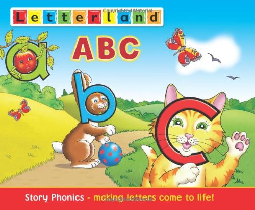 9781862092211: ABC (Letterland Picture Books)