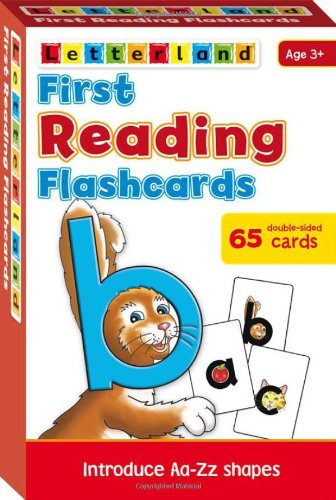 9781862092273: First Reading Flashcards (Letterland)