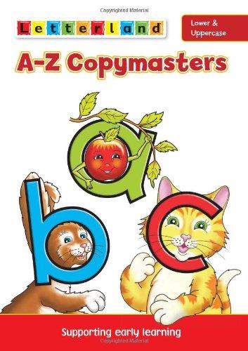 9781862092396: A-Z Copymasters (Letterland)
