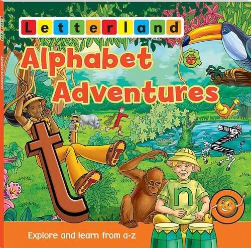 9781862092426: Alphabet Adventures (Letterland Picture Books)