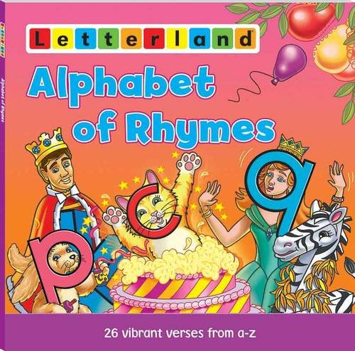 9781862092464: An Alphabet of Rhymes (Letterland Picture Books)