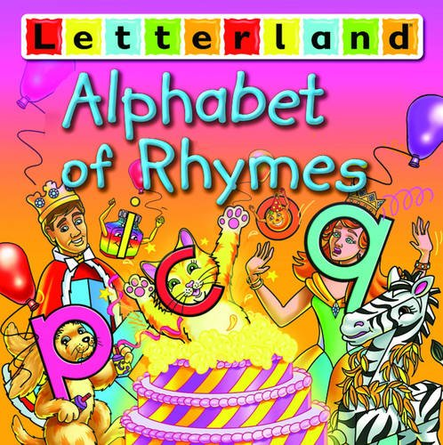 9781862092471: An Alphabet of Rhymes (Letterland Picture Books)