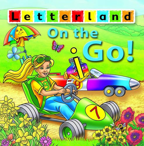 9781862092846: On the Go (Letterland Picture Books)