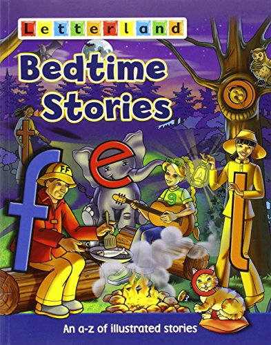 Bedtime Stories (Letterland Picture Books): Domenica Maxted