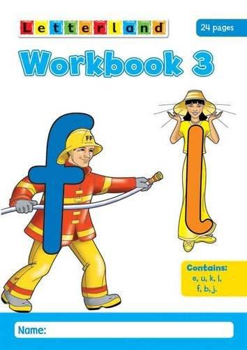 9781862093478: Workbook: No. 3 (Letterland)