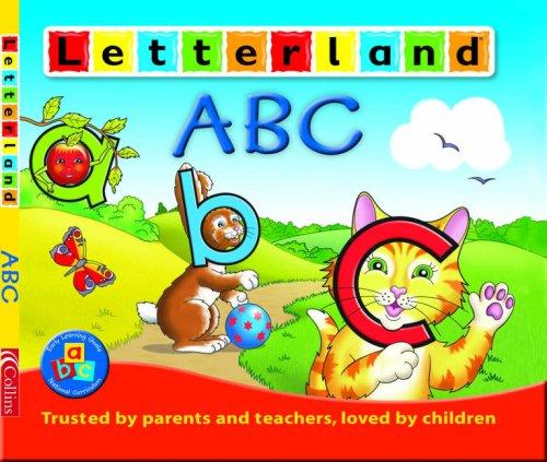 9781862093539: ABC Book and Alphabet Cassette (Letterland Picture Books)