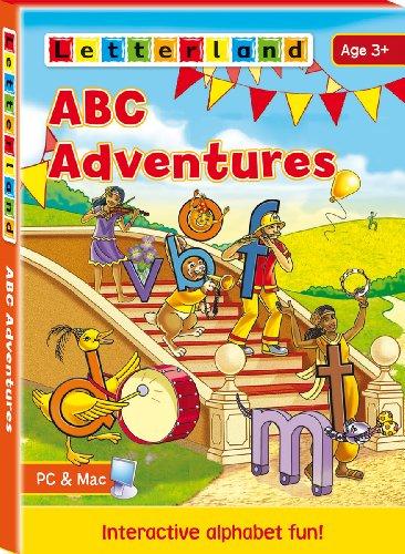 9781862093966: ABC Adventures (Letterland)