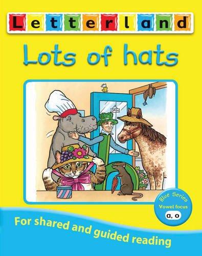 9781862094123: Lots of Hats (Letterland Vowel Readers - Blue)