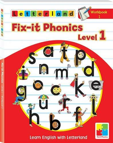 9781862096530: Fix-it Phonics: Learn English with Letterland