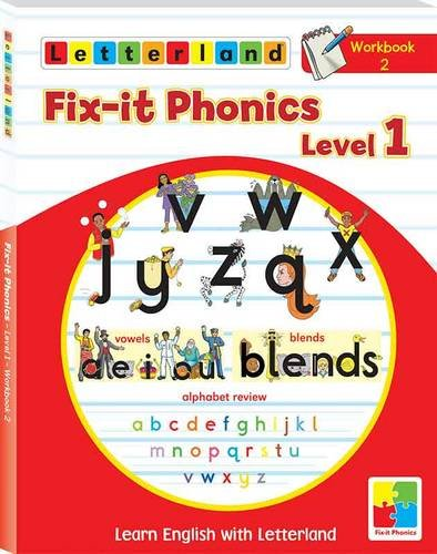 9781862096547: Fix-it Phonics: Workbook 2 Level 1: Learn English with Letterland