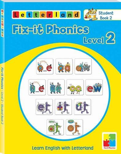 9781862096677: Fix-it Phonics: Studentbook 2 Level 2: Learn English with Letterland
