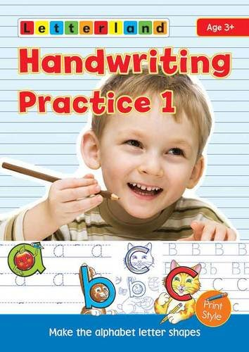 9781862097209: Handwriting Practice (My First Alphabet Handwriting): 1
