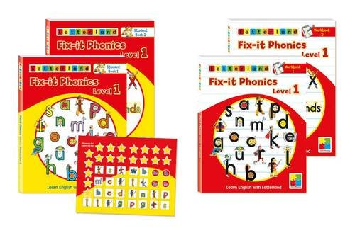 9781862097308: Fix it Phonics