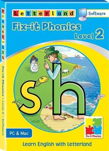 9781862098312: Fix-it Phonics - Software: Level 2