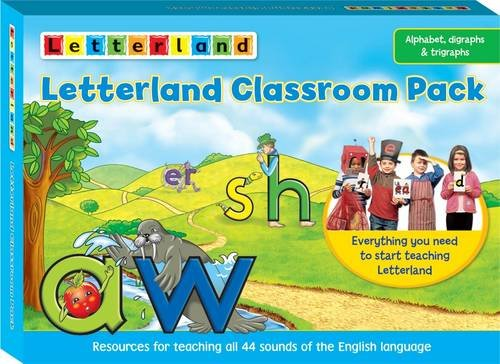 Letterland Classroom Pack: Essential Primary Teaching Resources (Mixed media product): Lyn Wendon