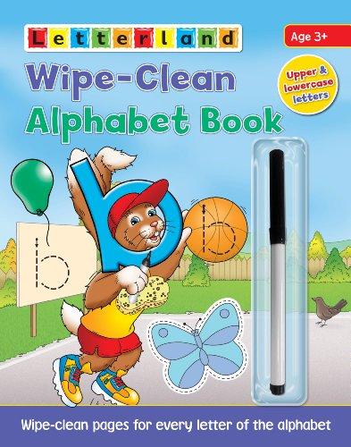 Wipe-Clean Alphabet Book: Lyn Wendon