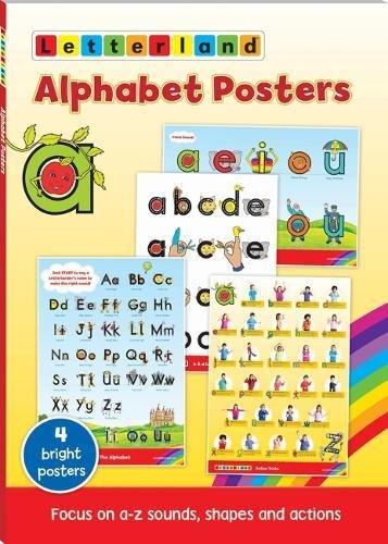9781862099333: Alphabet Posters