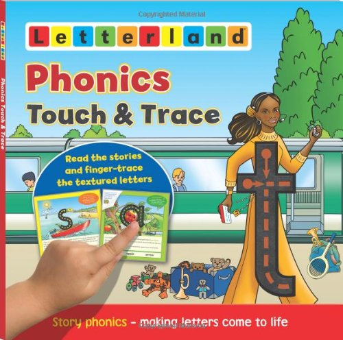 9781862099760: Phonics Touch & Trace