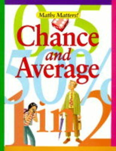 9781862140561: Chance and Average (Maths Matters)