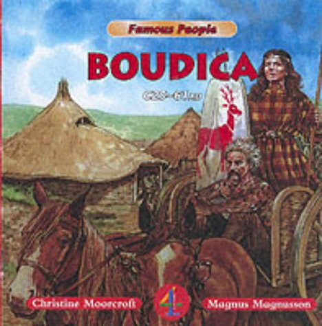 9781862153516: Boudica (Famous people story books)