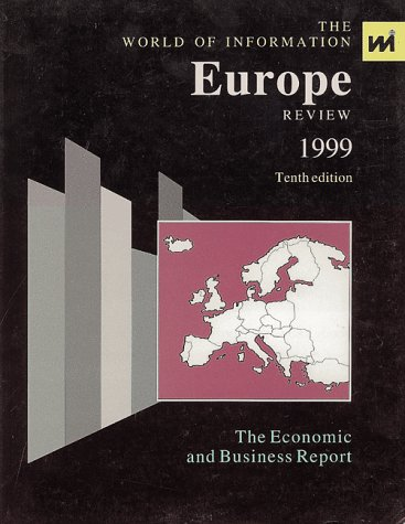 The Europe Review 1999: Economic and Business Report: Axon, Anthony