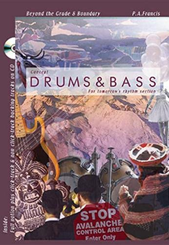 9781862181045: Drums and Bass: For Tomorrow's Rhythm Section