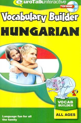 9781862211148: Vocabulary Builder - Hungarian: Learn Hungarian