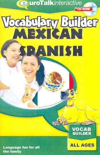 9781862211667: Vocabulary Builder Mexican Spanish