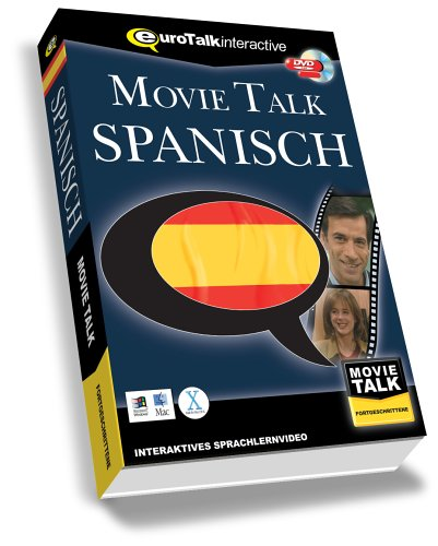 9781862214057: Movie Talk Spanish DVD-ROM: Querido Maestro: Interactive Video Language Learning with