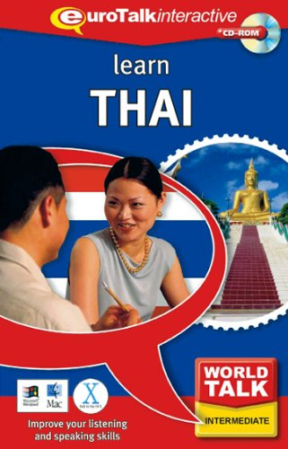 9781862216402: World Talk - Learn Thai: Improve Your Listening and Speaking Skills