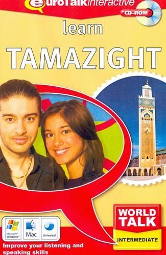 9781862216976: World Talk - Learn Tamazight: Improve Your Listening and Speaking Skills