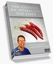 9781862219519: Thai Cooking on Interactive DVD Video