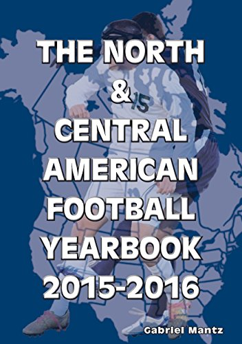 9781862233195: The North & Central American Football Yearbook 2015-2016