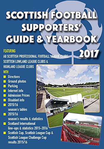 9781862233379: Scottish Football Supporters' Guide & Yearbook