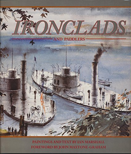 9781862270084: Ironclads and Paddlers