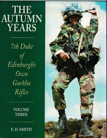 The Autumn Years: Volume III of the: E. D. Smith