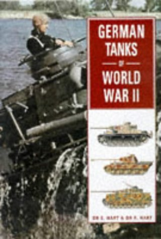 9781862270336: German Tanks of World War II