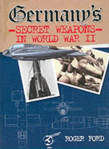 9781862270909: Germany's Secret Weapons in World War II