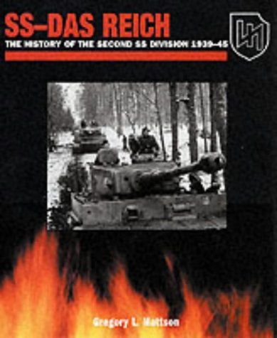 9781862271449: SS-Das Reich: The History of the Second SS Division 1939-45