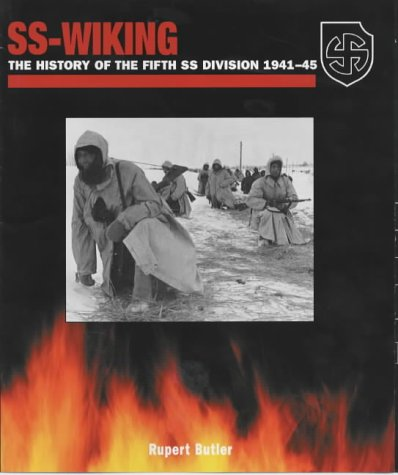 SS-Wiking: The History of the Fifth SS Division 1941-45 (1862271747) by Butler, Rupert