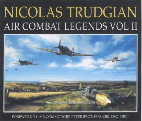 Air Combat Legends, Vol. II: Trudgian, Nicolas