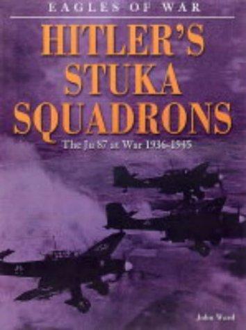 9781862272460: Hitler's Stuka Squadrons
